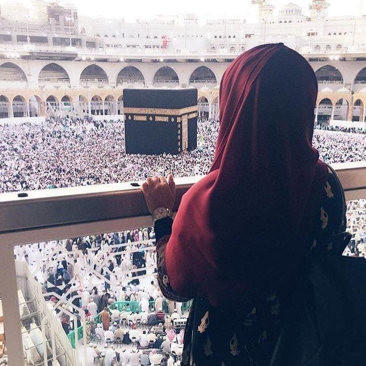 Картинки девушек в хиджабе с надписью