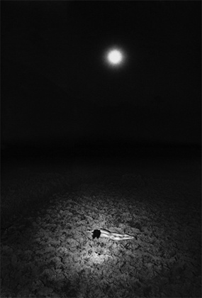"Excerpt from ""Kamaitachi"" (1955-68)    EIKOH HOSOE"