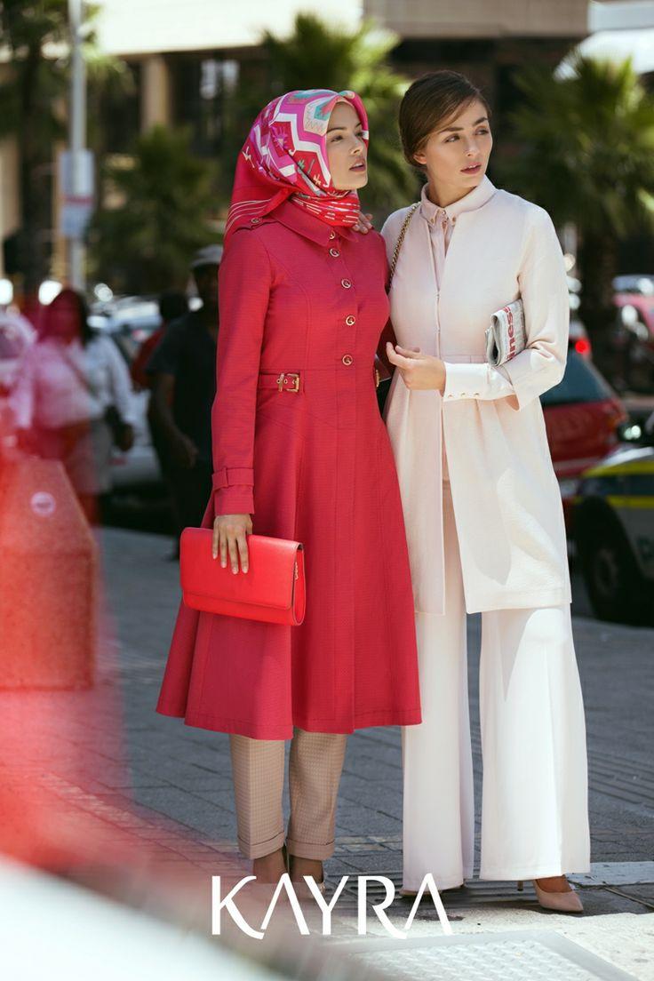 Capetown Fashion Style Hijab Hijab Style Pinterest Tuniques Manteau Et