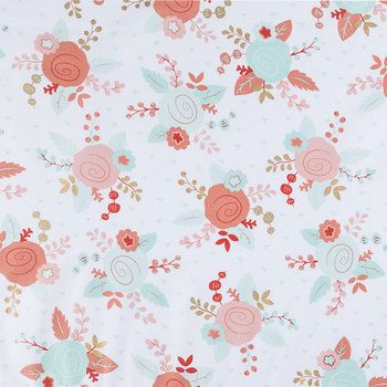 Hey, I found this really awesome Etsy listing at https://www.etsy.com/listing/468718286/floral-crib-sheet-toddler-bed-sheet
