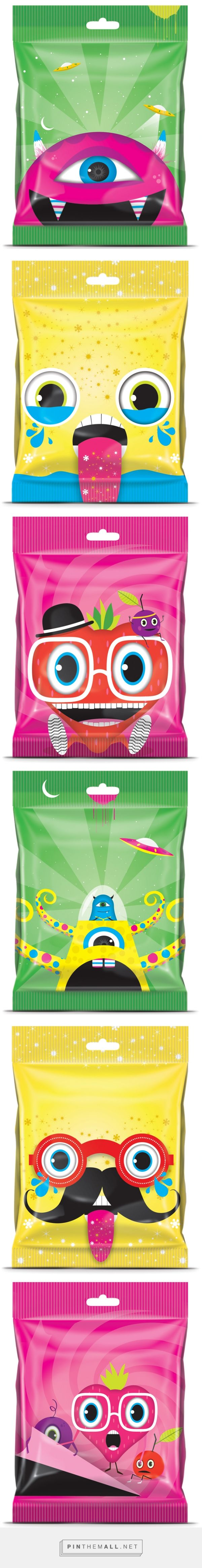 andrew bannecker artist & illustrator: Candy Packaging curated by Packaging Diva PD. Start your day with a candy smile. This ones for you Natalie : )