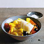 Een heerlijk recept: Tajine van kabeljauw met saffraan