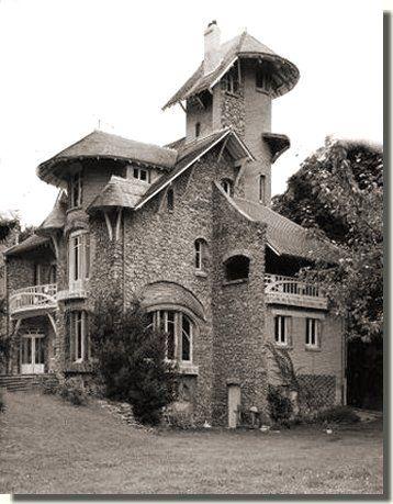 Le Castel Orgeval d'Hector Guimard