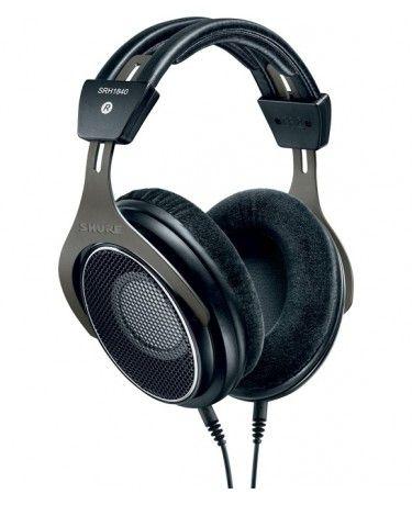 Shure  - SRH1840 - 499 € TTC - Casque audio by ToneMove
