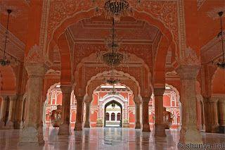 JULIANA - INDIA: Arquitetura indiana