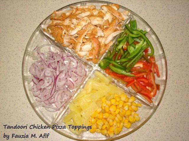Fauzia Kitchen Fun Pizza Cups