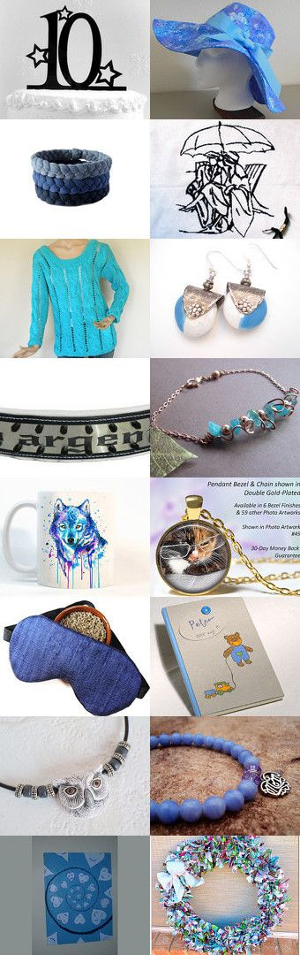 April Showers by Linarain on Etsy--Pinned+with+TreasuryPin.com