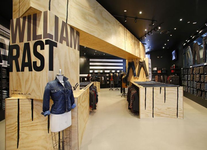 William Rast Global Retail Rollout