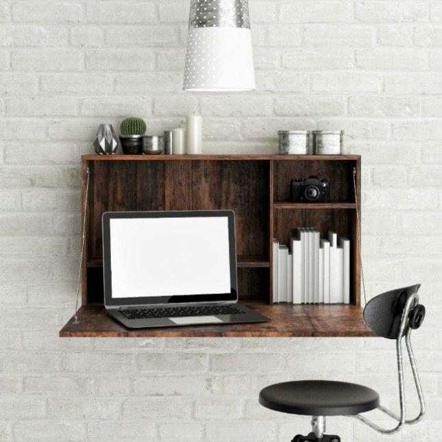 Wall-Mounted Desks