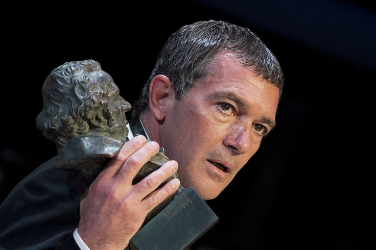 Spanish Film Star Antonio Banderas Says He Has Recovered