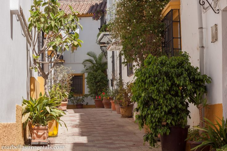 Old Town - Calle Montenebros 2, Marbella