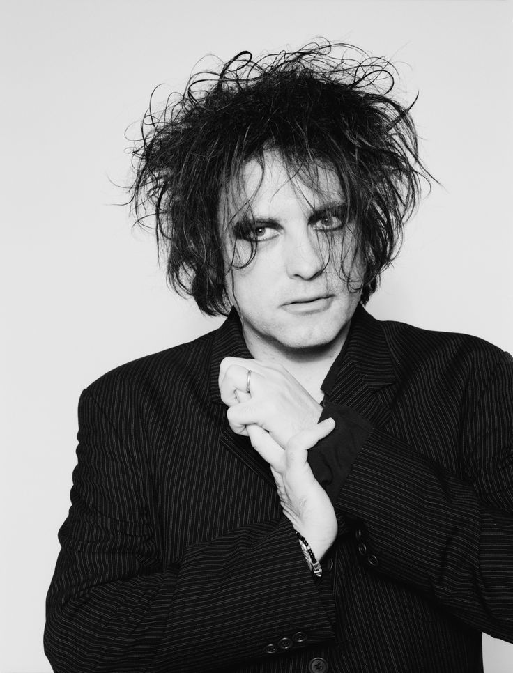 Image result for men make up robert smith