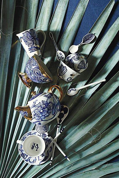 Jardin Des Plantes Tea Set #anthrofave