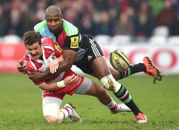 Gloucester Rugby v Harlequins - LV= Cup