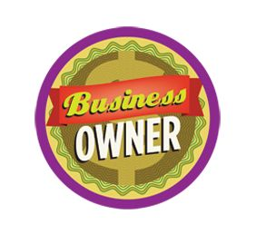 Junior Girl Scout Badge - Business owner. Do you have a passion for fashion? Are you kooky about cooking? Or maybe you're just wild about animals? With this badge, you'll find out that it's possible to turn something you love into a successful business!