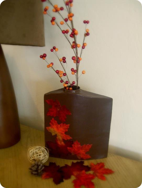 decoracin low cost un jarrn de cartn somosdeco blog de decoracin