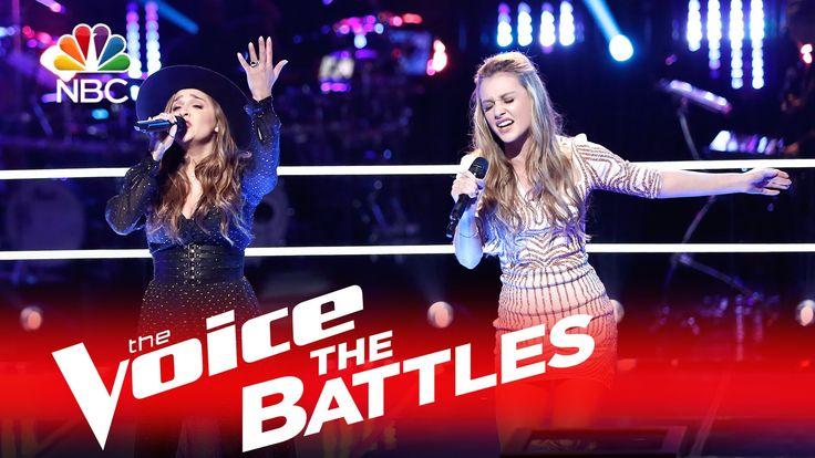 "The Voice 2016 Battle - Alisan Porter vs. Lacy Mandigo: ""California Drea..."