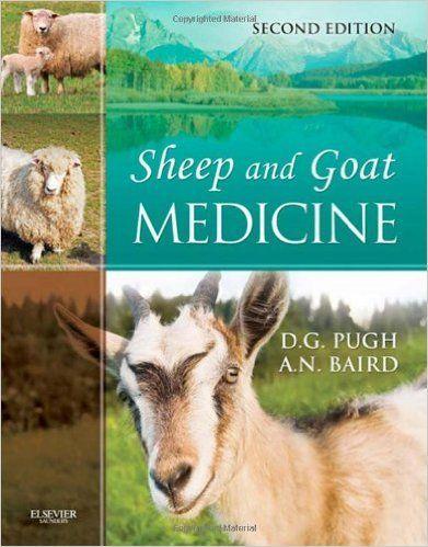 Sheep and Goat Medicine, 2e: 9781437723533: Medicine & Health Science Books @ Amazon.com