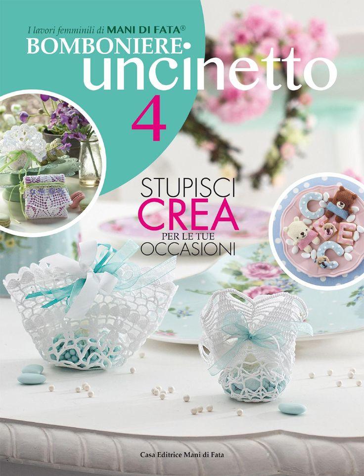 Bomboniere uncinetto 4 • C8BU4 by Mani di Fata - issuu