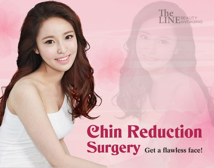 If you are troubled with sagging chin, #Chin_reduction_surgery can provide you a beautiful rejuvenated outlook with a balanced chin reshaping the jawline perfectly.