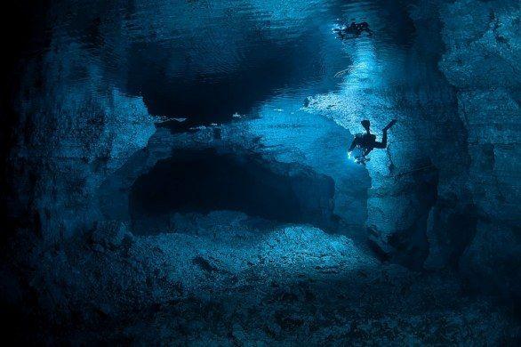 grotte sottomarine Russia: la Grotta sottomarina Ordinskaya- Cerca con Google