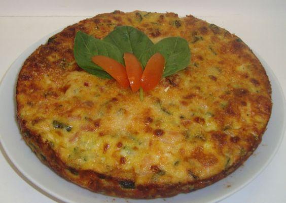 Flan de poulet aux légumes Weight Watchers, recette d'un délicieux plat facile à faire pour un repas léger, accompagné d'une salade ou d'une sauce tomate.