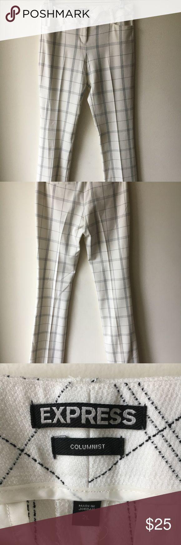 I just added this listing on Poshmark: Express Columnist Pant - 2 Long. #shopmycloset #poshmark #fashion #shopping #style #forsale #Express #Pants