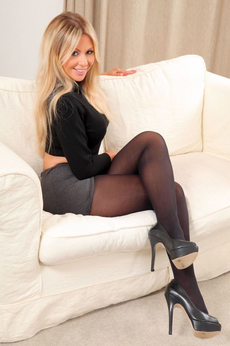 Patterned Pantyhose Grace 64