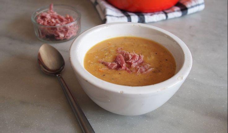 Гороховый суп «Лондонский смог» | Kurkuma project (Проект Куркума)