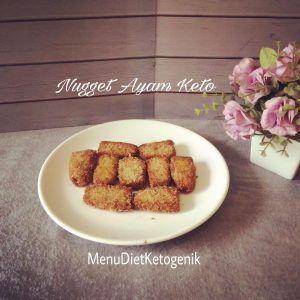 Resep Nugget Ayam Keto Sederhana