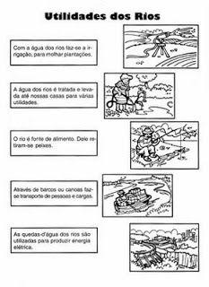 ATIVIDADES DE GEOGRAFIA 4° ANO FUNDAMENTAL EXERCÍCIOS IMAGENS PARA IMPRIMIR VI   PORTAL ESCOLA