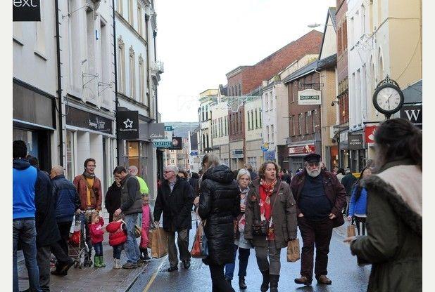 Barnstaple Town Centre | Shopping | North Devon | Smythen Farm Holiday Cottages