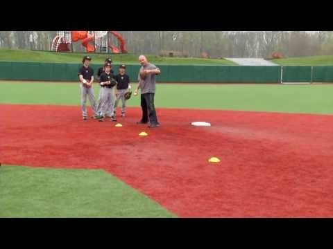 Ripken Baseball Fielding Tip - Throwing to First Base - YouTube