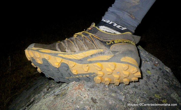La Sportiva Q-Lite (300gr/115€/Drop8mm) Zapatilla montaña técnica. Análisis y prueba 200k por Mayayo.