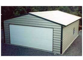 Metal Buildings • Garage Kits • Carport Kits • RV Covers