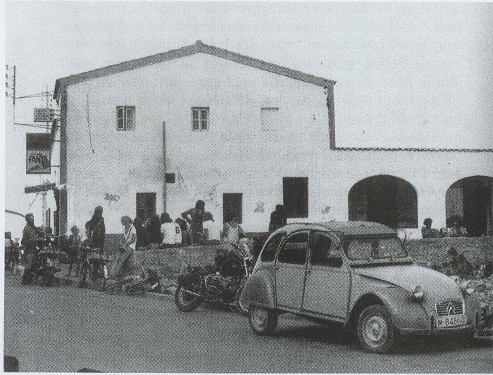 Fonda Pepe - Formentera