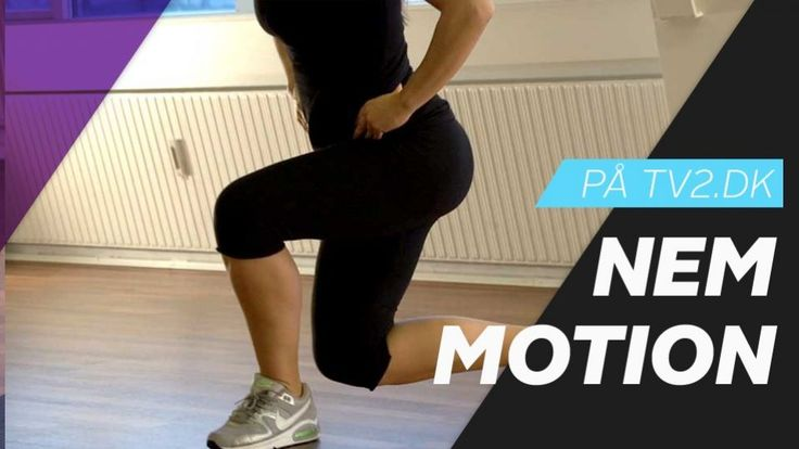 Trim lårene: Sådan kommer af med fedtet på dine lår