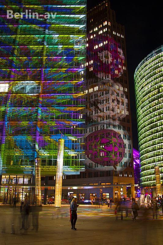 """Heute ist es wieder soweit. Die Lichterfeste beginnen in #Berlin. Zuerst """"Berlin leuchtet"""" und dann eine Woche später das #FestivalofLights http://www.berlin-audiovisuell.de/events/berlin-leuchtet-2015/"""