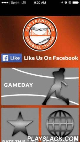 San Francisco Baseball STREAM  Android App - playslack.com , San Francisco Giants fans! If you want to latest and greatest way to keep up with your favorite team, then check out the San Francisco Baseball STREAM!! Get news, scores, standings, videos and more regarding your beloved San Francisco Giants.We have also put in a fan wall, chat and other features that you will love! Looking for Wallpapers? We have even made it so you can download and install San Francisco Giants wallpapers straight…