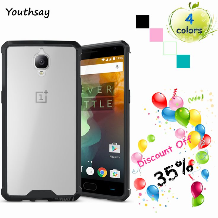 >> Click to Buy << Youthsay For Cases Oneplus 3t Case A3000 Transparent TPU Armor Cover For Oneplus 3t Case For Oneplus 3 Phone Cover 5.5 inch < #Affiliate