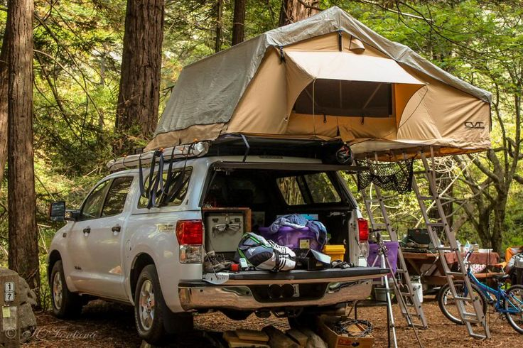 Pin by HF on Tundra, camping, roof tent Pinterest