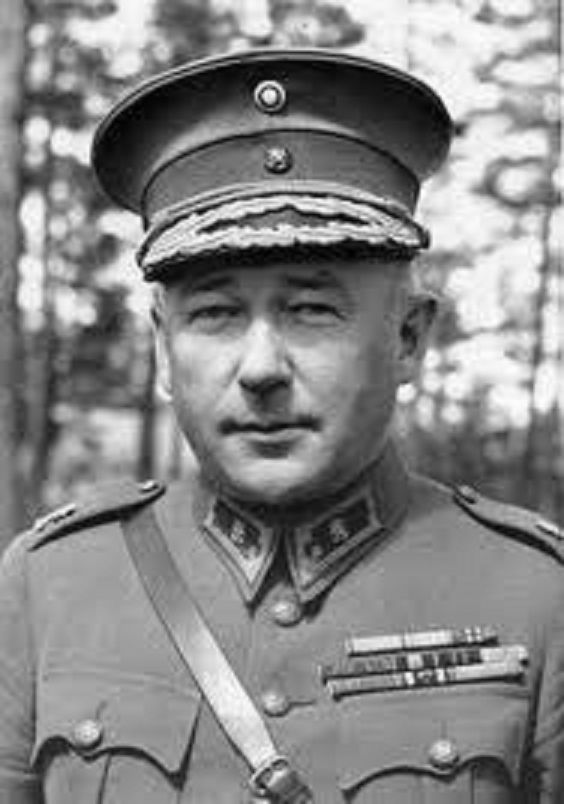 """Axis leaders - Hjalmar Fridolf Siilasvuo (birthname: Hjalmar Fridolf Strömberg, 18 March 1892 - 11 January 1947) was a Finnish general who led troops in the Winter War, Continuation War and Lapland War. He also saw action as a part of the Finnish volunteer """"jägerbattalion 27"""" fighting on the German side in World War I."""