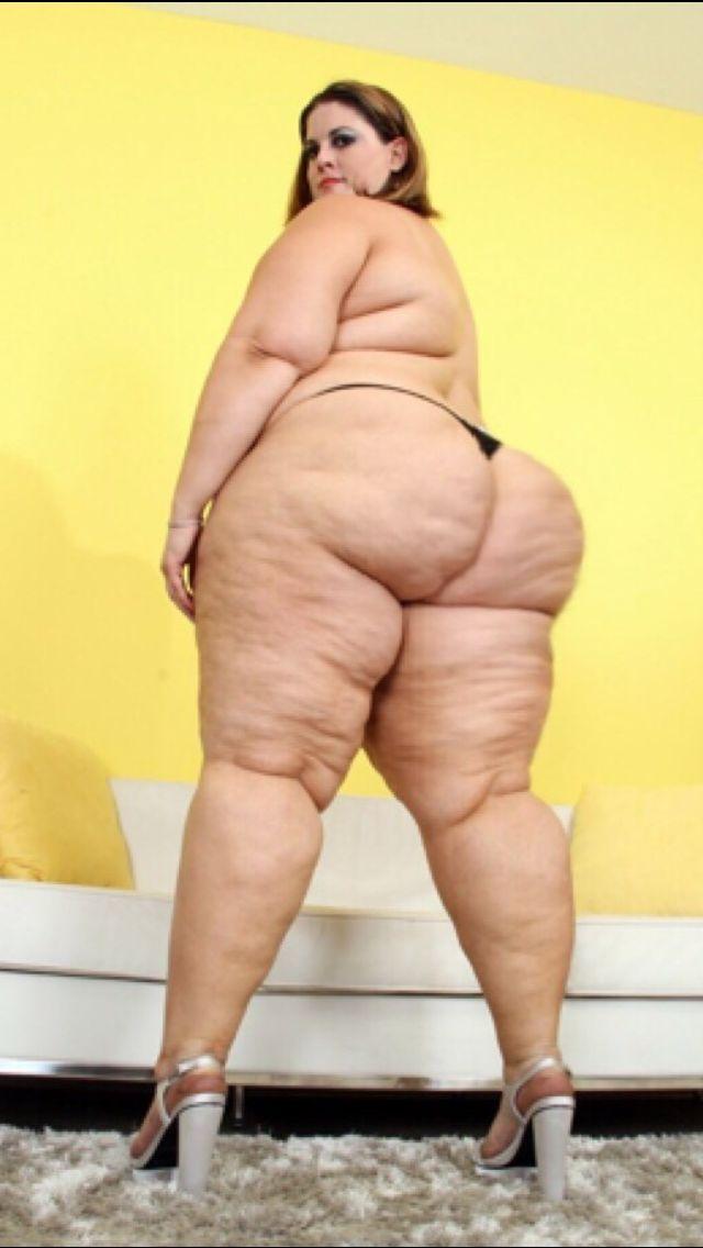 Cellulite oli bbw
