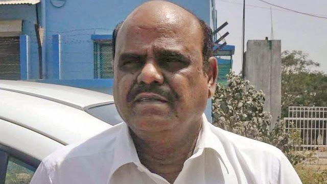 JUSTICE KARNAN REFUSES TO APOLOGISE TELLS APEX COURT BENCH HE HAD NO PERSONAL INTEREST IN RAISING ALLEGATIONS OF CORRUPTION AGAINST CHENNAI HIGH COURT AND SUPREME COURT JUDGES: BENCH GIVES HIM ONE MONTH TO REPLY IN WRITING