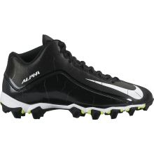 Nike Men's Alpha Shark 2 Mid Wide Football Cleats