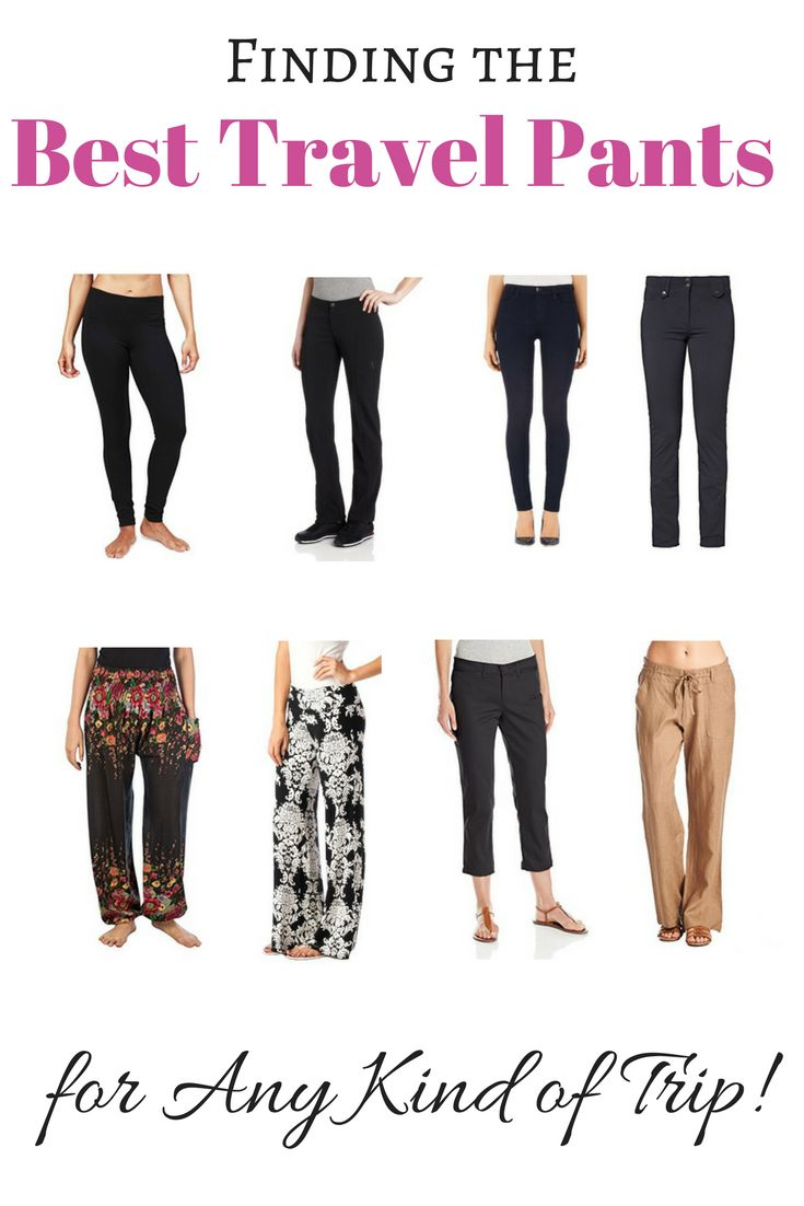 Best Travel Pants  Top Picks For Men And Women Pack Like A Pro Pinterest Travel Travel Pants And Best Travel Pants