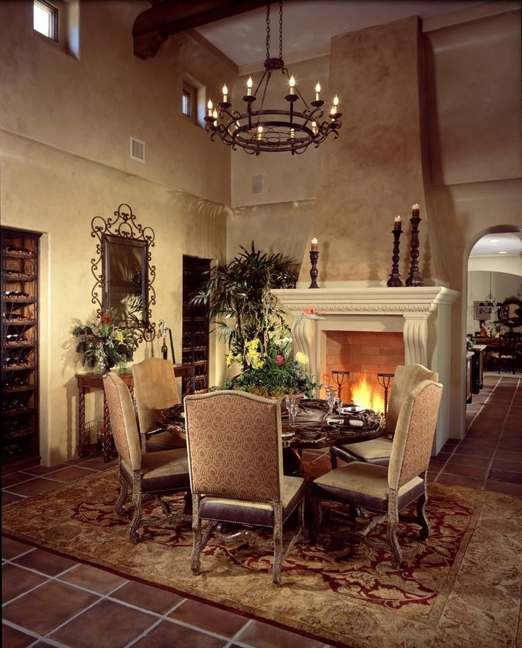 Cozy Dining Rooms