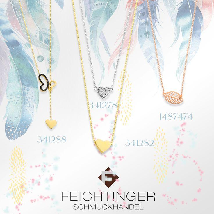 schmuckhandelfeichtingerHerz, Schmetterling, Blatt und mehr... Sommerliches Collier  #schmuck #feichtinger #feichtingerschmuck #schmuckhandelfeichtinger #ehering #eheringe #hochzeit #hochzeitsschmuck #verlobungsringe #trauringe #madeinaustria #liebe #jewellery #wedding #ring #love #gold #weddingring #weddingrings #memoirering #zart #collier #halsschmuck #necklace#schmuck #feichtinger #feichtingerschmuck #schmuckhandelfeichtinger #ehering #eheringe #hochzeit #hochzeitsschmuck #verlobungsringe…