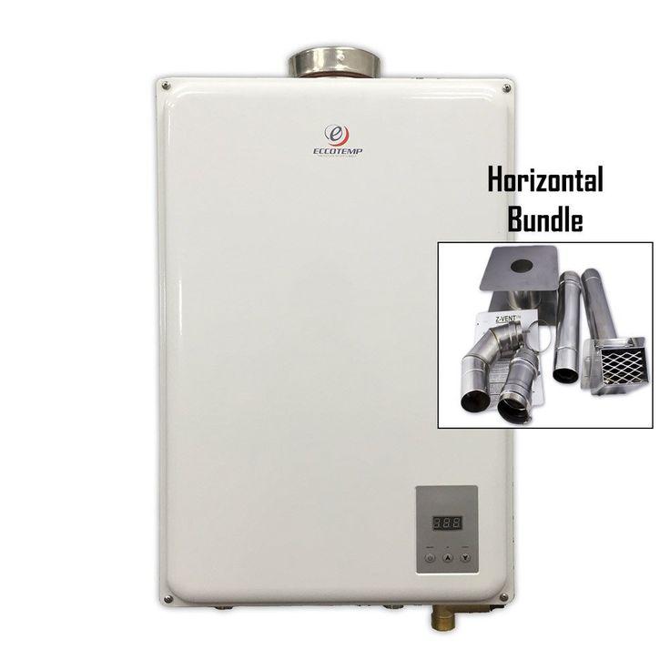 Eccotemp 45HI-NG Indoor Natural Gas Tankless Water Heater | Whole ...