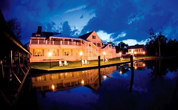 This place seems really nice.  The Oaks Waterfront Inn & Events | St. Michaels, Maryland | Eastern Shore | Maryland Wedding Receptions | Waterfront Country Inn